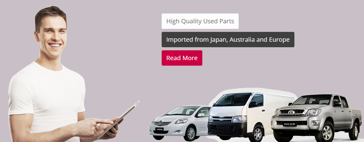 Toyrolla Auto Parts All Model Car Parts Available