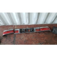 Toyota Corolla AE90 Sedan Late type Tail lights and rear garnish