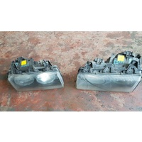 BMW E36 Headlights both right and left side in stock