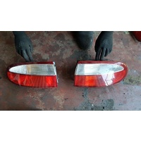 Daewoo Lanos 98 type Tail lights both sides left and right