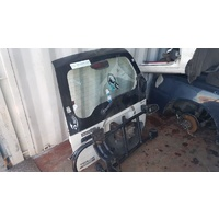 Daihatsu Terios 2004 White Tail gate rear door