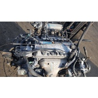 Honda F22B Manual complete engine E15412