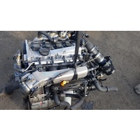 Audi A3 Turbo Manual complete engine E16124