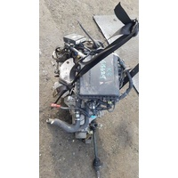 Daihatsu K3 FF Manual complete engine E15629