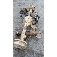Isuzu axle front & back set 2wd E15985