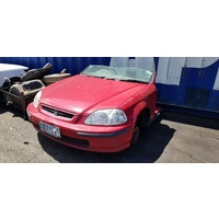 Honda Civic SO4 Automatic Half Cut E16301