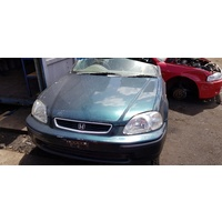 Honda Civic SO4 Automatic Half Cut E16254