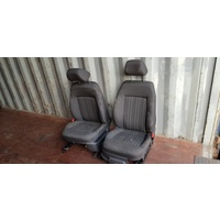 Front Seats Air bag type 1 pair VW Polo 2014 E16376