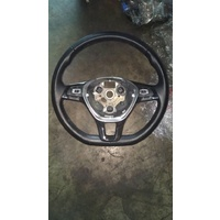 Steering Wheel Volkswagen Polo 2015 CJZ E16370