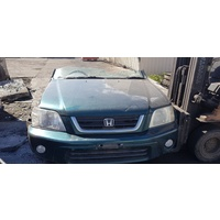 Green Honda CRV Automatic Half Cut e16999