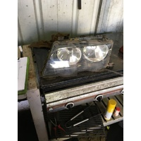 BMW 318i Left Head Lamp