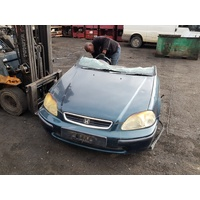 1999 Honda Civic SO3 Automatic Halfcut E17529