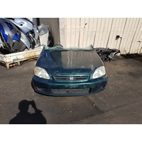 1999 Honda Civic SO3 Manual Halfcut E17484