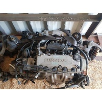 D16Y8 Honda Civic engine with auto E18729