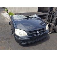 Hyundai Used Car parts and halfcuts in Malaysia