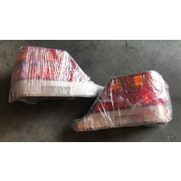 Mercedes W140 S-class Tail light lamp 1 set pair E17947