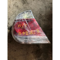 Toyota Camry 30 series left back light E18348