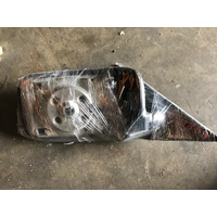 BMW E36 right side electric mirror missing cover E14864