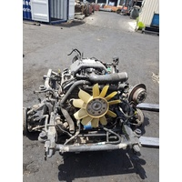 Opel Frontera Chassis Cut 6VD1 Manual E18980