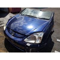 Honda Civic S6A 2002 Manual Halfcut E18611