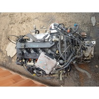Mazda 3 SP23 2005 engine with automatic E19028