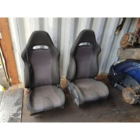 Sport seats to suit 2001 Subaru Impreza or can modify