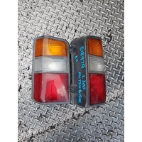 Mitsubishi Express L300 back light lamp set E18979