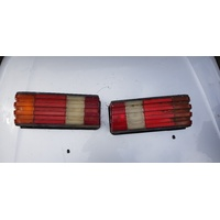 Mercedes 190e back light tail lamp set