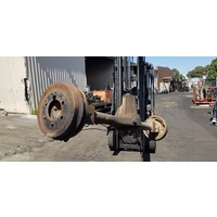 Isuzu Shuttle van rear axle holden 82 type E19014