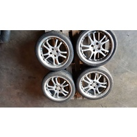 Sport rim 4 piece 1 set to suit Proton Gti 17inch with tyre