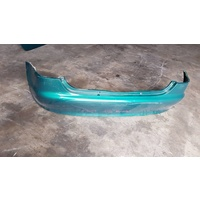 Mercedes A class A160 rear back bumper bar in green E19647