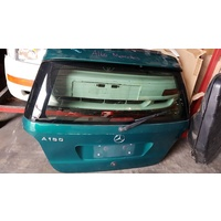 Mercedes A class A160 back rear tail gate bonnet door E19647