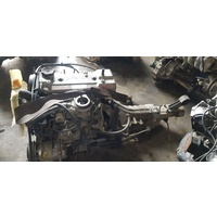 Mitsubishi 4G63 L300 complete manual engine E18081