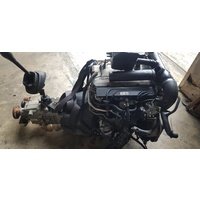 Ford Transit NSH petrol manual engine 2 wheel drive