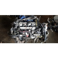Volvo B4204S engine with automatic E17944
