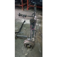 Mitsubishi Lancer 90 type C62A rear axle beam E19256