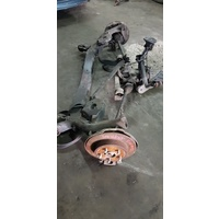 Suzuki SX4 2008 back rear suspension set E19402
