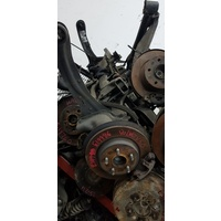 Volvo T5 V50 back rear full suspension set e19986