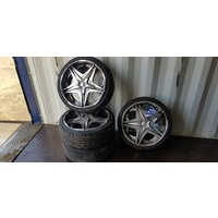 Proton Satria Neo Sports wheel set 4 piece E20042
