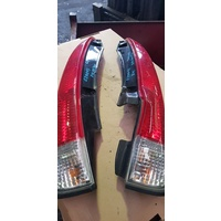 Daihatsu Terios 2001 back light lamp set complete E20093