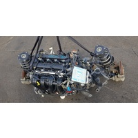Mazda 3 LF complete engine set Manual E20412