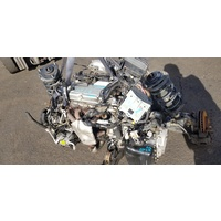 Mitsubishi Lancer CS 4G94 engine auto set 2003 E20378