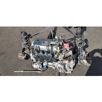 Toyota Yaris 2NZFE 2007 engine auto set E20408