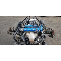 Honda Prelude F22Z6 engine auto set E20119