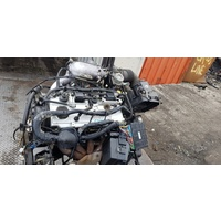 Mitsubishi 4G94 engine with Auto E20310