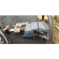 Toyota Camry 20 series steering column and wheel E20334