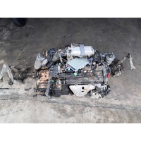 Honda CRV automatic engine set B20B E20652