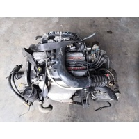 Mazda Ford B6 twin cam engine with automatic E20626