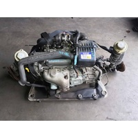 Daihatsu EJ 1000cc engine with manual set E20673