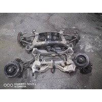 Mercedes W203 complete front and rear axle set E20907